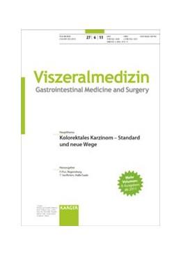 Abbildung von Piso / Seufferlein | Kolorektales Karzinom - Standard und neue Wege | 2012 | Themenheft: Viszeralmedizin 20...