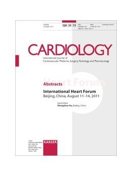 Abbildung von Hu | International Heart Forum | 2011 | Beijing, August 2011: Abstract...
