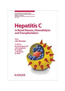 Abbildung von Morales | Hepatitis C in Renal Disease, Hemodialysis and Transplantation | 2012 | 176