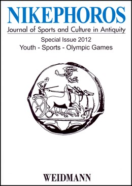 Abbildung von Petermandl / Ulf | Nikephoros - Journal of Sports and Culture in Antiquity | 2011 | Special Issue 2012. Youth - Sp...
