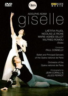 Abbildung von Giselle, Opéra national de Paris 2006 | 2012