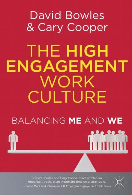 The High Engagement Work Culture | Bowles / Cooper | 2012, 2012 | Buch (Cover)
