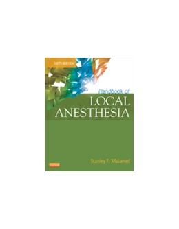 Abbildung von Malamed | Handbook of Local Anesthesia | 2012