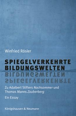 Abbildung von Rösler   Spiegelverkehrte Bildungswelten   2012