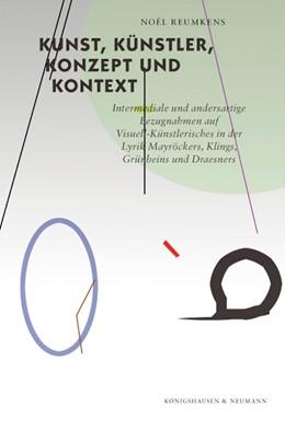 Abbildung von Reumkens   Kunst, Künstler, Konzept und Kontext   2013