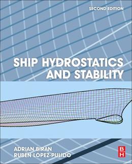 Abbildung von Biran / Pulido | Ship Hydrostatics and Stability | 2013
