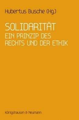 Abbildung von Busche   Solidarität   2011