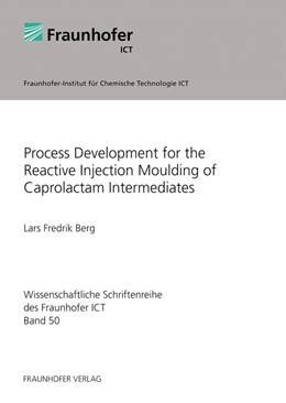 Abbildung von Berg / | Process Development for the Reactive Injection Moulding of Caprolactam Intermediates | 2011 | 50