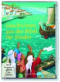 Abbildung von Geschichten aus der Bibel für Kinder | 2012