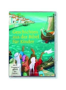 Abbildung von Geschichten aus der Bibel für Kinder | 2012 | Zehn Zeichentrickfilme auf DVD