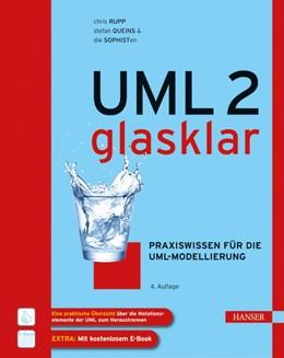 Abbildung von Rupp / Queins / die SOPHISTen | UML 2 glasklar | 4., aktualisierte und erweiterte Auflage | 2012 | Praxiswissen für die UML-Model...