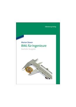 Abbildung von Steven   BWL für Ingenieure   2012   Bachelor-Ausgabe