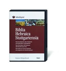 Abbildung von Biblia Hebraica Stuttgartensia | 2009 | Text des hebräischen Alten Tes...