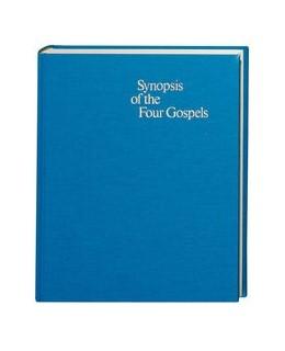 Abbildung von Aland | Synopsis of the Four Gospels | 12., Aufl. | 2013 | Greek-English Edition of the S...