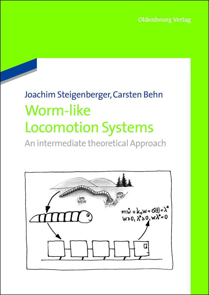 Abbildung von Steigenberger / Behn | Worm-Like Locomotion Systems | 2012