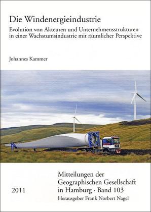 Die Windenergieindustrie | Kammer, 2012 | Buch (Cover)