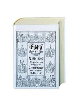 Abbildung von Biblia Germanica | 1967 | Luther-Übersetzung 1545. Ausga...