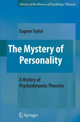 Abbildung von Taylor | The Mystery of Personality | 2011 | A History of Psychodynamic The...
