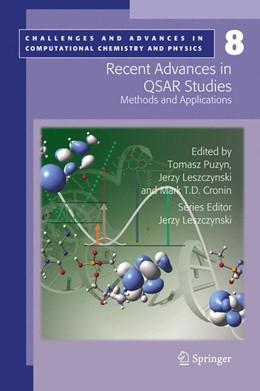 Abbildung von Puzyn / Leszczynski / Cronin | Recent Advances in QSAR Studies | 2012 | Methods and Applications | 8