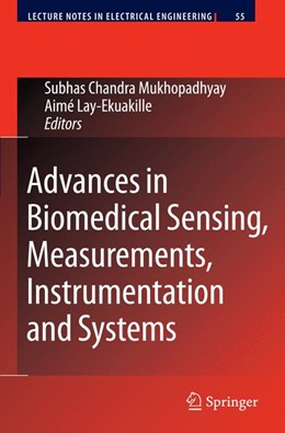 Abbildung von Lay-Ekuakille | Advances in Biomedical Sensing, Measurements, Instrumentation and Systems | 2012 | 55