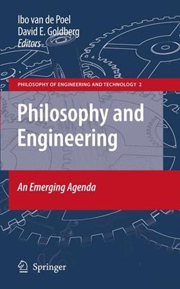 Abbildung von van de Poel / Goldberg | Philosophy and Engineering: An Emerging Agenda | 2012 | 2