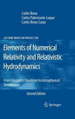 Abbildung von Bona / Palenzuela-Luque / Bona-Casas | Elements of Numerical Relativity and Relativistic Hydrodynamics | 2011 | From Einstein' s Equations to ... | 783