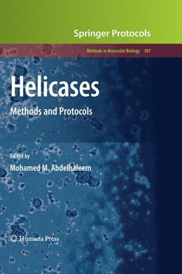 Abbildung von Abdelhaleem | Helicases | 2012 | Methods and Protocols | 587