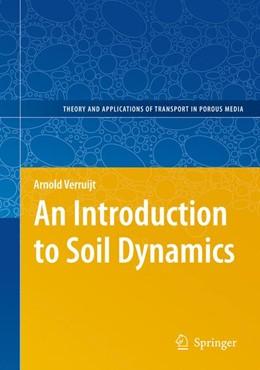 Abbildung von Verruijt | An Introduction to Soil Dynamics | 2012