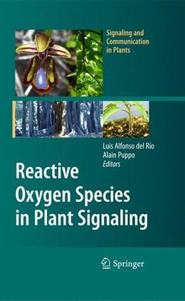 Abbildung von del Río / Puppo | Reactive Oxygen Species in Plant Signaling | 2011