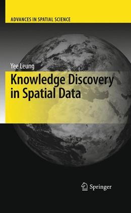 Abbildung von Leung | Knowledge Discovery in Spatial Data | 2012