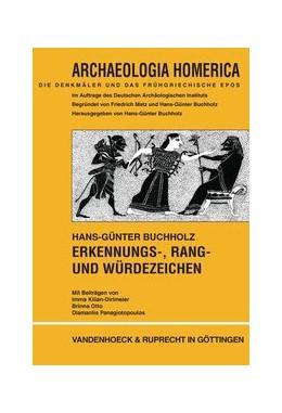 Abbildung von Buchholz   Erkennungs-, Rang- und Würdezeichen   2012