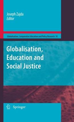 Abbildung von Zajda | Globalization, Education and Social Justice | 2012