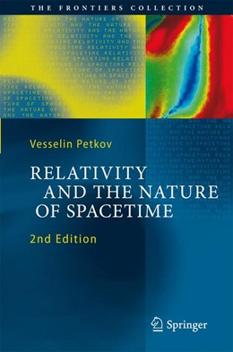 Abbildung von Petkov | Relativity and the Nature of Spacetime | 2011