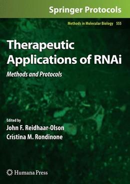 Abbildung von Reidhaar-Olson / Rondinone | Therapeutic Applications of RNAi | 2011 | Methods and Protocols | 555