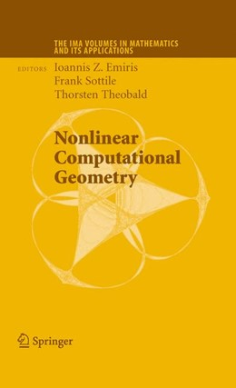 Abbildung von Emiris / Sottile / Theobald | Nonlinear Computational Geometry | 2012 | 151