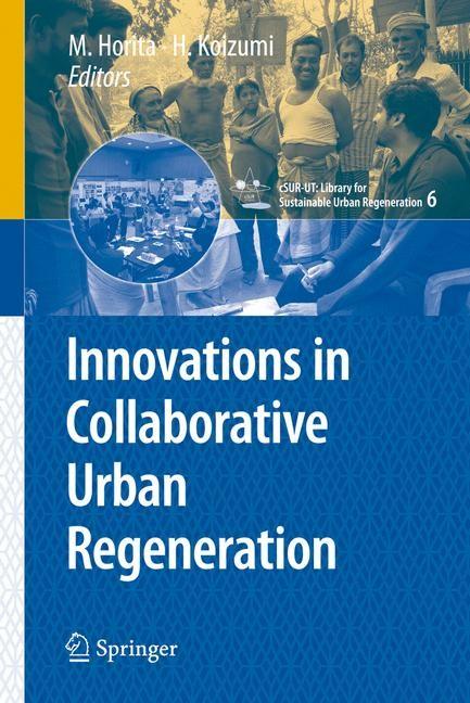 Abbildung von Horita / Koizumi   Innovations in Collaborative Urban Regeneration   2011