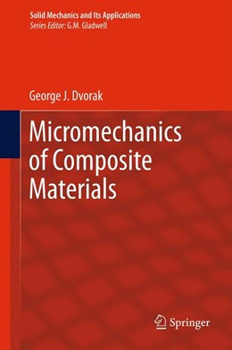 Abbildung von Dvorak | Micromechanics of Composite Materials | 2012