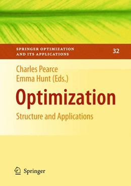 Abbildung von Pearce / Hunt | Optimization | 2011 | Structure and Applications | 32