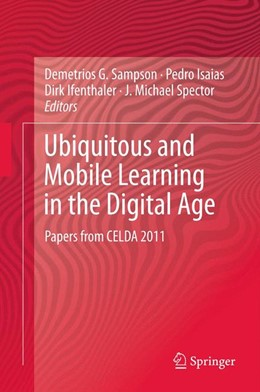 Abbildung von Sampson / Isaias / Ifenthaler / Spector | Ubiquitous and Mobile Learning in the Digital Age | 2012