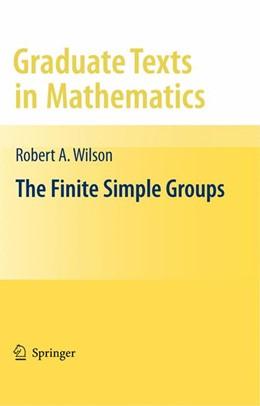 Abbildung von Wilson | The Finite Simple Groups | 2012 | 251