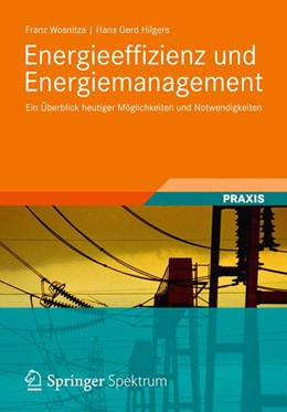 Abbildung von Wosnitza / Hilgers | Energieeffizienz und Energiemanagement | 2012 | Ein Überblick heutiger Möglich...