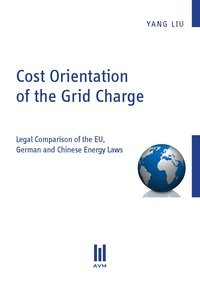 Cost Orientation of the Grid Charge | Liu, 2011 | Buch (Cover)