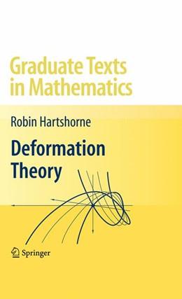 Abbildung von Hartshorne | Deformation Theory | 2012 | 257