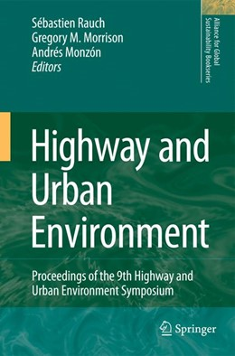 Abbildung von Rauch / Morrison / Monzón | Highway and Urban Environment | 2012 | Proceedings of the 9th Highway... | 17