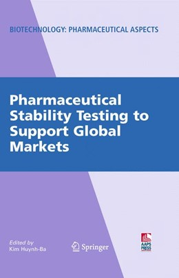 Abbildung von Huynh-Ba | Pharmaceutical Stability Testing to Support Global Markets | 2012 | XII