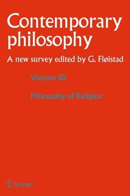 Abbildung von Fløistad | Volume 10: Philosophy of Religion | 2012 | 10