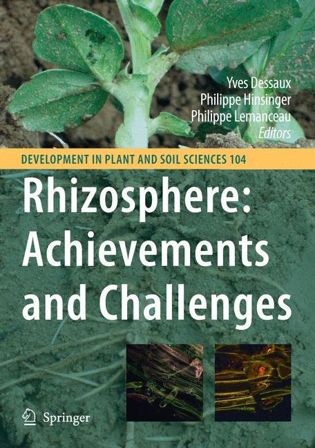 Abbildung von Dessaux / Hinsinger / Lemanceau | Rhizosphere: Achievements and Challenges | 2012