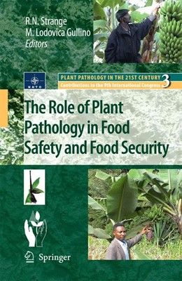 Abbildung von Strange / Gullino | The Role of Plant Pathology in Food Safety and Food Security | 1. Auflage | 2012 | 3 | beck-shop.de