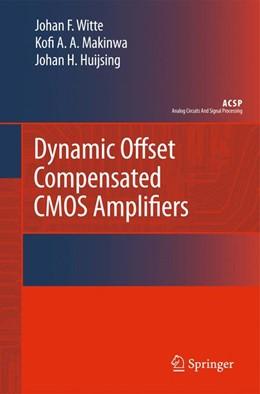 Abbildung von Witte / Makinwa / Huijsing   Dynamic Offset Compensated CMOS Amplifiers   2011