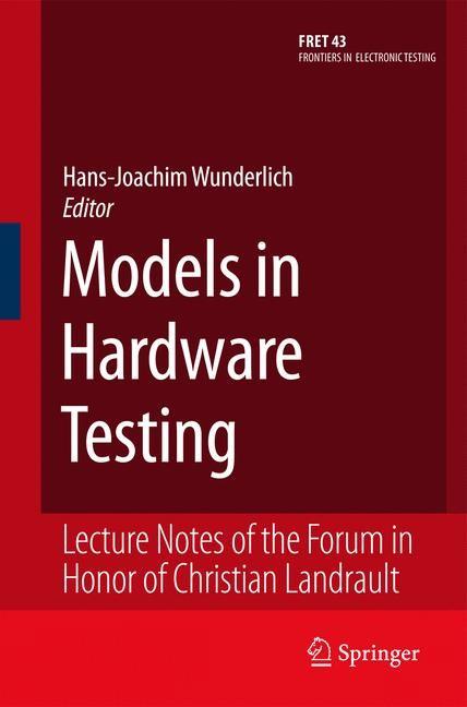 Abbildung von Wunderlich | Models in Hardware Testing | 2012